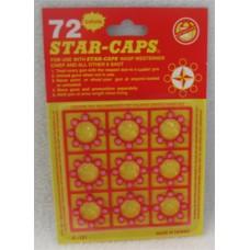 8 SHOTS STAR CAPS