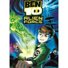 BOY'S COSTUME - BEN10