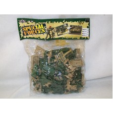 ARMY MEN /SPECIAL FORCES PLAY SET