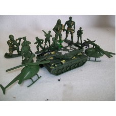 ARMY MEN  PLAY SET