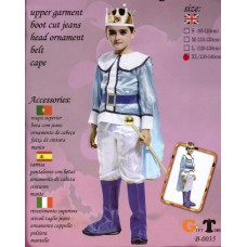BOY'S COSTUME ​- NOBLE KING