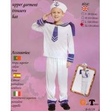BOY'S COSTUME ​- SAILOR