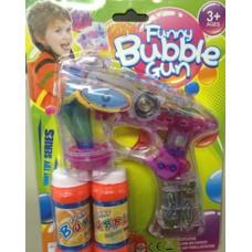 BUBBLE GUN  SOUND AND LIGHT