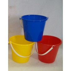PLASTIC SAND BUCKET SMALL