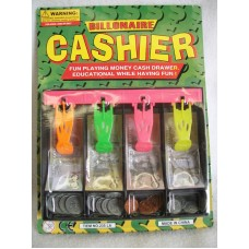 CASH DRAWER WITH PLAY MONEY