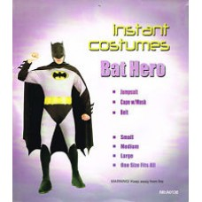 MAN'S COSTUME BATMAN