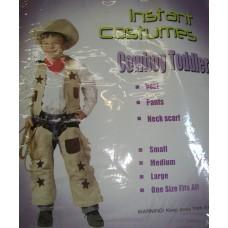 BOYS COSTUME COWBOY