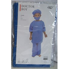 BOYS COSTUME DOCTOR