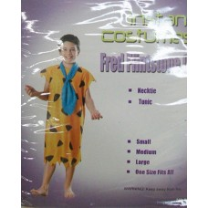BOYS COSTUME FRED FLINTSTONE