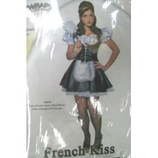 WOMAN'S COSTUME FRENCH MAID