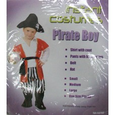 BOYS COSTUME PIRATE