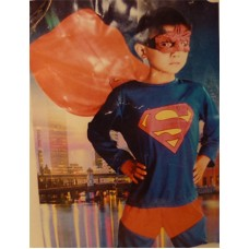 BOYS COSTUME SUPERMAN