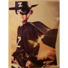 BOYS COSTUME ZORRO