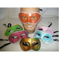 DECORATED MASKS