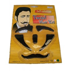 SELF-ADHESIVE FACIAL HAIR KIT