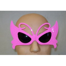 BUTTERFLY SHAPE GLASSES
