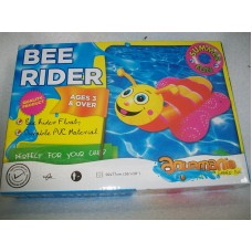 INFLATABLE BEE RIDER FLOATY
