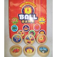 MINI WOODEN BALL GAME