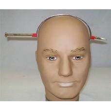 NAIL THROUGH HEAD