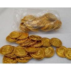 PIRATE GOLDEN COINS