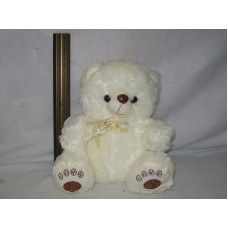 WHITE TEDDY BEARS MEDIUM