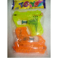 SMALL WATER GUN 2PCS/PACK